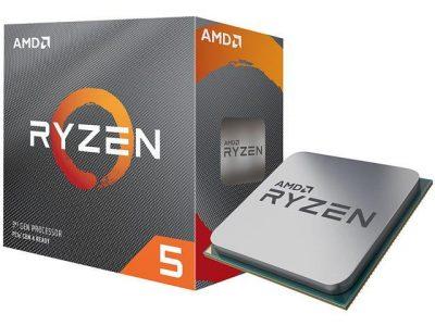 AMD Ryzen 5 3550H (Ryzen 3000 Series)