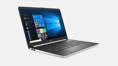 HP 15 (15.6 Inch (1366×768) 60Hz Touchscreen/10th Gen Intel Core i3 1005G1/8GB RAM/512GB SSD/Windows 10/Intel UHD Graphics G1)