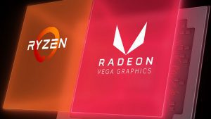 AMD Vega Graphics 4000 Series