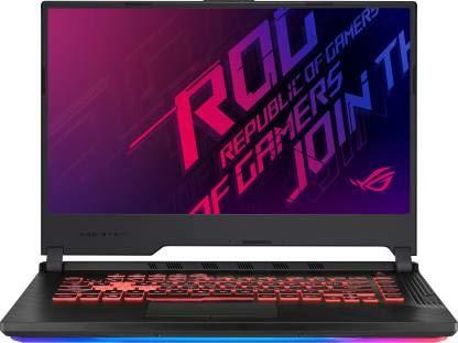 Asus ROG Strix G G531GT-BQ124T (15.6 Inch 60Hz FHD/9th Gen Intel Core i5 9300H/Nvidia GTX 1650 4GB Graphics/8GB RAM/1TB SSD/Windows 10)