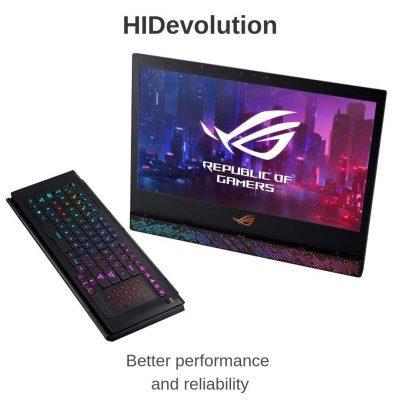 Asus ROG Mothership GZ700GX-XB98K-HID6 (17.3 Inch 144Hz FHD/9th Gen Intel Core i9 9980HK/1.5TB SSD/128GB RAM/Nvidia RTX 2080 8GB Graphics/Windows 10)