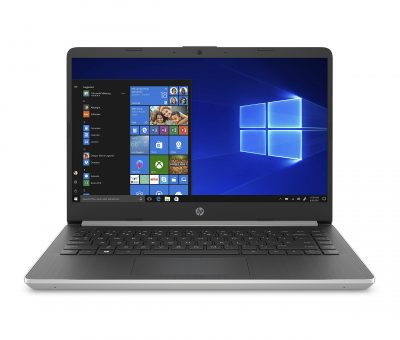 HP Notebook 14-dq1010nr (14 Inch 60Hz (1366×768)/10th Gen Intel Core i3 1005G1/4GB RAM/128GB SSD/Windows 10 Home/Intel UHD Graphics G1)
