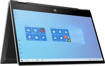 HP Pavilion X360 2-in-1 (14 Inch (1366X768) 60Hz/10th Gen Intel Core i3 1005G1/8GB RAM/128GB SSD/Windows 10/Intel UHD Graphics G1)