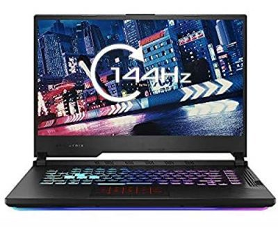 Asus ROG Strix G15 G512LU-AL012T (15.6 Inch 144Hz FHD/10th Gen Intel Core i7 10750H/16GB RAM/512GB SSD/Windows 10 Home/Nvidia GTX 1660Ti 6GB Graphics)