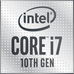 10th Gen Intel Core i7