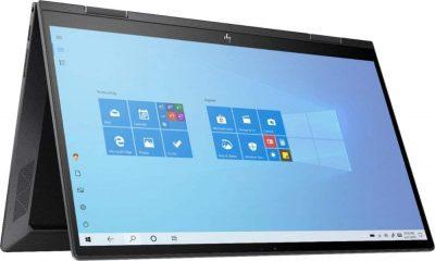 2020 HP Envy X360 2in1 (15.6 Inch 60Hz FHD Touchscreen/AMD Ryzen 5 4500U/8GB RAM/512GB SSD/Windows 10/AMD Vega 6 Graphics)