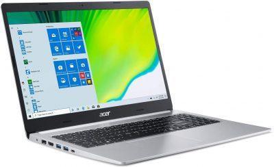 Acer Aspire 5 A515-44G-R83X (15.6 Inch 60Hz FHD/AMD Ryzen 5 4500U/AMD Radeon RX 640 2GB Graphics/8GB RAM/256GB SSD/Windows 10 Home) CA