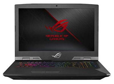 Asus Rog Chimera G703GI-E5148T (17.3 Inch 144Hz FHD/8th Gen Intel Core i9 8950HK/64GB RAM/2TB HDD + 1.5TB SSD/Windows 10/Nvidia GTX 1080 8GB Graphics)