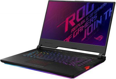 Asus ROG Strix Scar 15 G532LWS-DS76 (15.6 Inch 240Hz FHD/Nvidia RTX 2070 Super 8GB Graphics/10th Gen Intel Core i7 10875H/16GB RAM/1TB SSD/Windows 10) (CA)