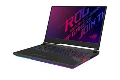 Asus ROG Strix Scar 17 G732LWS-DS76 (17.3 Inch 300Hz FHD/Nvidia RTX 2070 Super 8GB Graphics/10th Gen Intel Core i7 10875H/16GB RAM/1TB SSD/Windows 10)