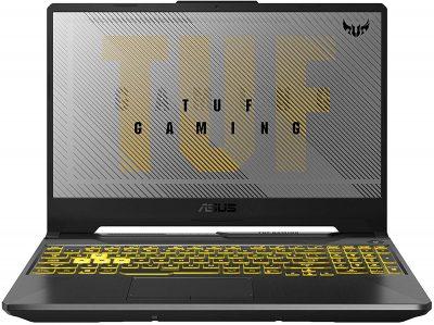 Asus Tuf Gaming A15 TUF506IH-RS74 (15.6 Inch 144Hz FHD/AMD Ryzen 7 4800H/Nvidia GTX 1650 4GB Graphics/16GB RAM/512GB SSD/Windows 10)