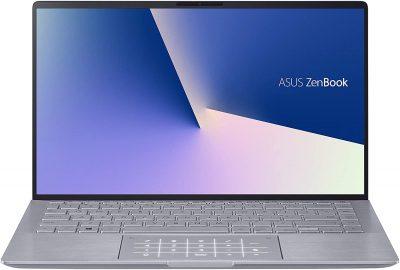 Asus Zenbook UM433IQ-DS71-CA (14 Inch 60Hz FHD/AMD Ryzen 7 4700U/Nvidia Mx350 2GB Graphics/16GB RAM/512GB SSD/Windows 10) CA