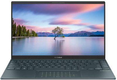 Asus Zenbook UM425IA-AM035R (14 Inch 60Hz FHD/AMD Ryzen 7 4700U/8GB RAM/512GB SSD/Windows 10 Pro/AMD Vega 7 Graphics) UK