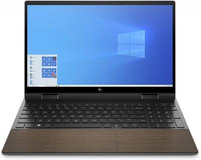 HP Envy 15 X360 2in1 15-ee0010ca (15.6 Inch 60Hz FHD Touchscreen/AMD Ryzen 5 4500U/8GB RAM/256GB SSD/Windows 10/AMD Vega 6 Graphics)