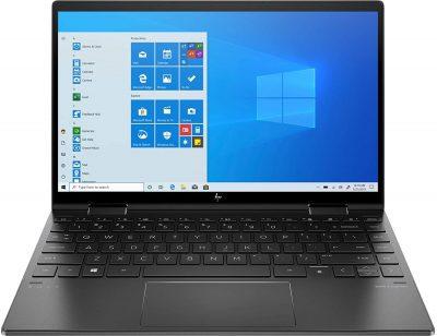 HP Envy x360 13-ay0006ca 16V55UA#ABL (13.3 Inch 60Hz FHD Touchscreen/AMD Ryzen 7 4700U/16GB RAM/512GB SSD/Windows 10 Pro/AMD Vega 7)
