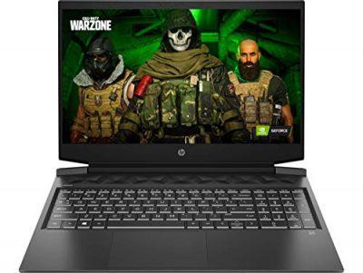 HP Pavilion Gaming 16-a0022TX (16.1 Inch 60Hz FHD/10th Gen Intel Core i5 10300H/8GB RAM/1TB HDD+256GB SSD/Windows 10/Nvidia GTX 1650 4GB Graphics)