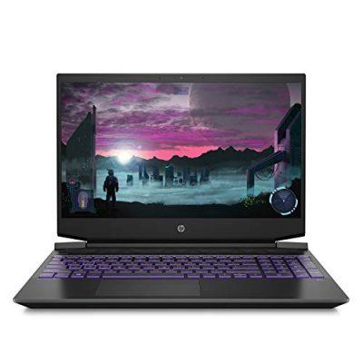 HP Pavilion Gaming 15-ec1048AX (15.6 Inch 144Hz FHD/AMD Ryzen 5 4600H/8GB RAM/1TB HDD+256GB SSD/Windows 10/Nvidia GTX 1650 4GB Graphics)