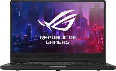Asus ROG Zephyrus G15 GA502IU-XS74 (15.6 Inch 144Hz FHD/Nvidia GTX 1660Ti Max-Q 6GB Graphics/AMD Ryzen 7 4800HS/16GB RAM/512GB SSD/Windows 10 Pro)