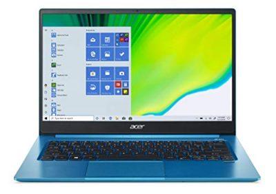 Acer Swift 3 SF314-59 (14 Inch 60Hz FHD/11th Gen Intel Core i7 1165G7/16GB RAM/512GB SSD/32GB Intel Optane/Windows 10/Intel Iris X Max 4GB Graphics)