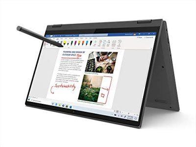 Lenovo IdeaPad Flex 5 81X200FCIN 2in1 (14 Inch 60Hz FHD/AMD Ryzen 5 4500U/8GB RAM/512GB SSD/Windows 10/Integrated AMD Vega 6 Graphics)