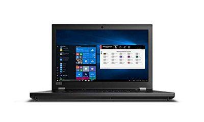 Lenovo Thinkpad P53 20QQS2Y500 (15.6 Inch FHD 60Hz/9th Gen Intel Core i7-9850H/Nvidia RTX 3000 6GB Graphics/64GB RAM/1TB SSD/Windows 10 Home)