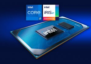 Intel Iris Graphics Xe G4 48EUs