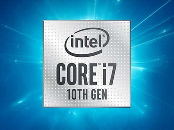 10th Gen Intel Core i7 10875H