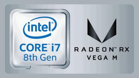8th Gen Intel Core i7 8709G