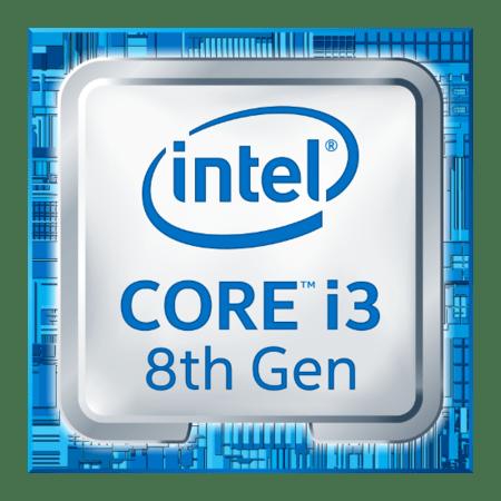 8th Gen Intel Core i3 8100H