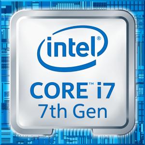 7th Gen Intel Core i7 7700HQ