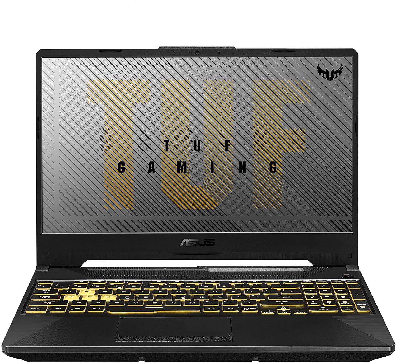 Asus TUF Gaming TUF506LI-DB71-CA (15.6 Inch 60Hz FHD/10th Gen Intel Core i7 10750H/Nvidia GTX 1650Ti 4GB Graphics/8GB RAM/512GB SSD/Windows 10 Home)