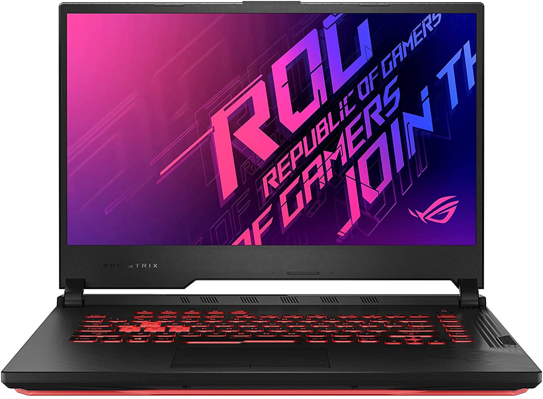 Asus ROG Strix G15 (2020) G512LI-DS71-CA (15.6 Inch 144Hz FHD/10th Gen Intel Core i7 10750H/Nvidia GTX 1650Ti 4GB Graphics/16GB RAM/1TB SSD/Windows 10 Home)