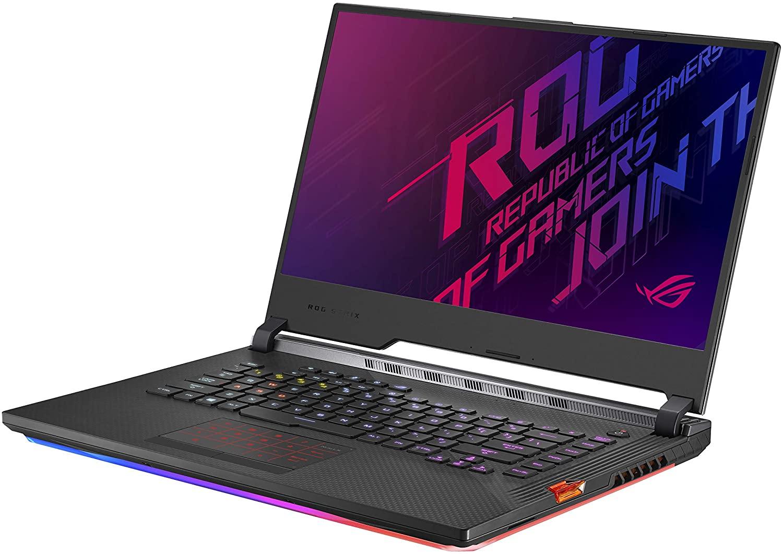 Asus ROG Strix Scar III G531GW-DB76 (15.6 Inch 240Hz FHD/Nvidia RTX 2070/9th Gen Intel Core i7 9750H/16GB RAM/1TB SSD/Windows 10) (CA)