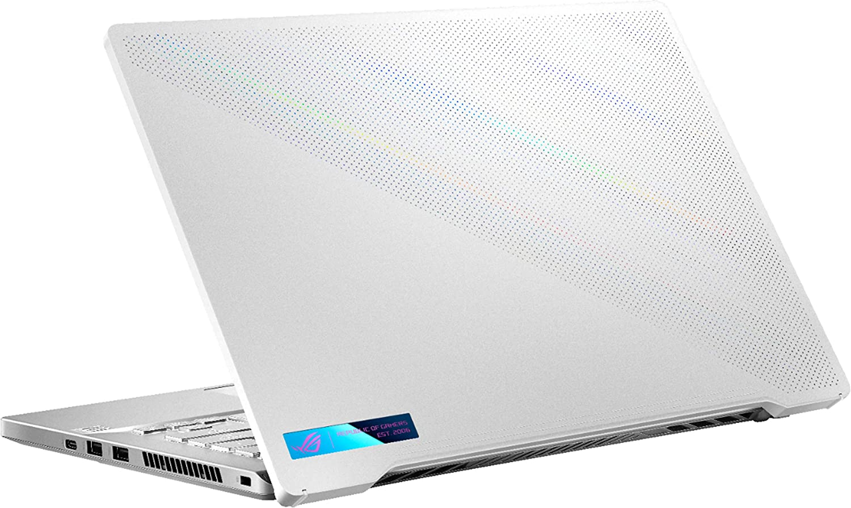 Asus ROG Zephyrus G14 GA401QM-211.ZG14 (14 Inch FHD 144Hz/AMD Ryzen 9 5900HS/Nvidia RTX 3060 Max-Q 6GB Graphics/40GB RAM/1TB SSD/Windows 10 Pro) CA