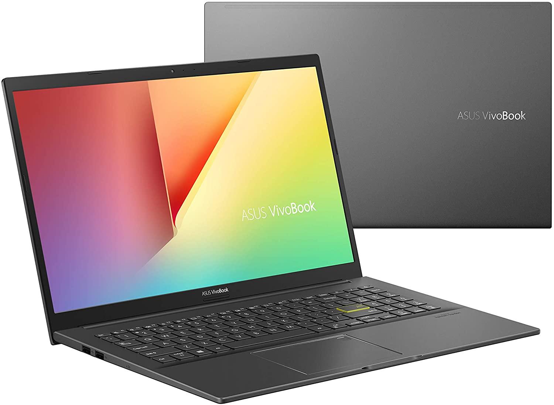 Asus VivoBook 15 S513UA-DS51-CA (15.6 Inch 60Hz FHD/AMD Ryzen 5 5500U/8GB RAM/512GB SSD/Windows 10 Home/AMD Vega 7 Graphics)