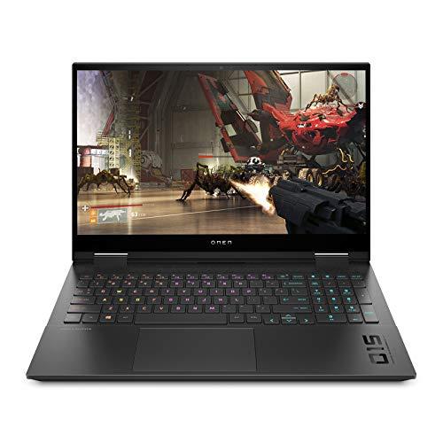 HP Omen 15-ek0023TX (10th Gen Intel Core i7 10750/15.6 Inch 300Hz FHD/16GB RAM/1TB SSD/Windows 10/Nvidia RTX 2070 Super 8GB Graphics)