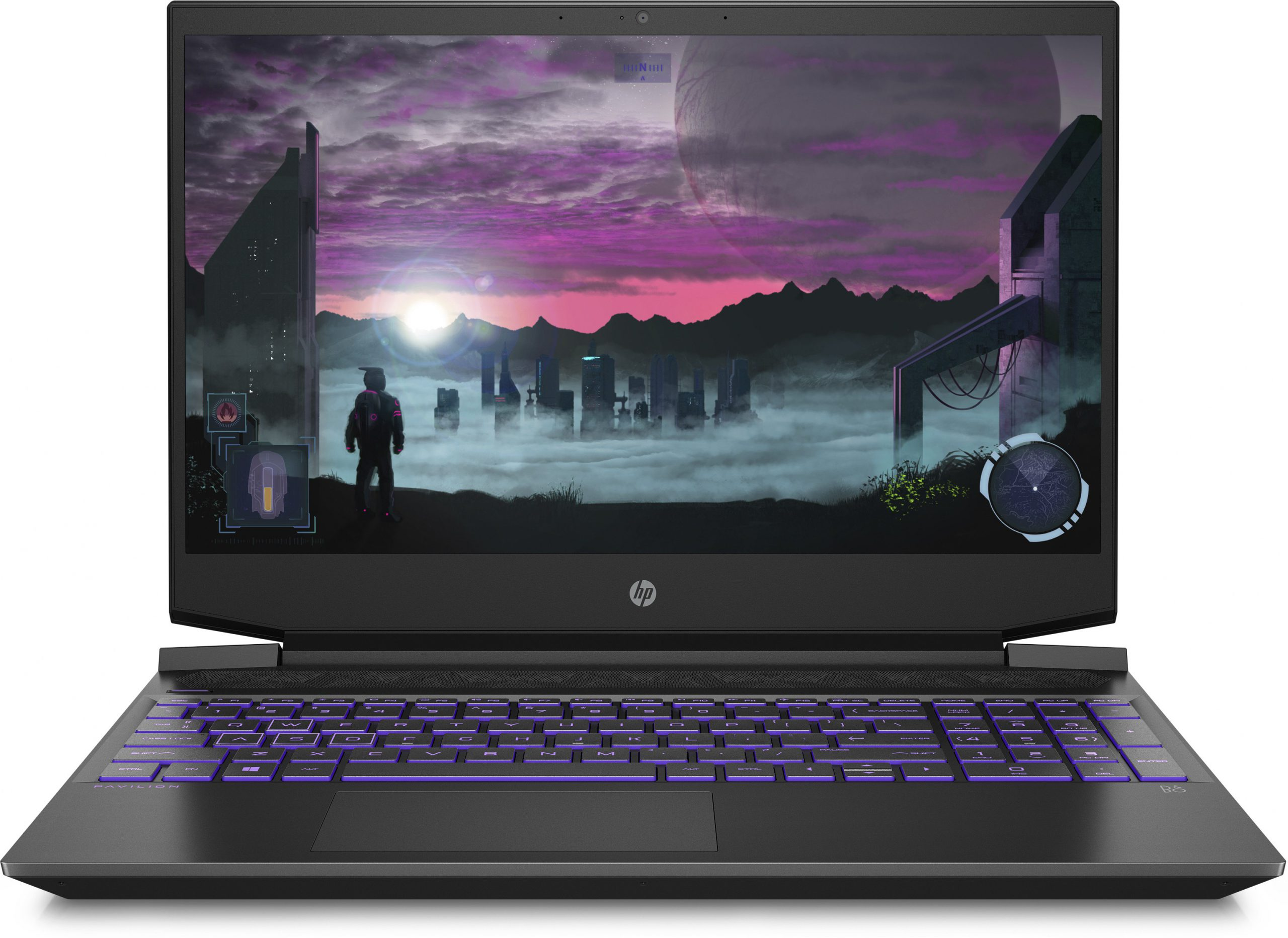 HP Pavilion Gaming 15-ec1021AX (15.6 Inch 60Hz FHD/AMD Ryzen 5 4600H/8 GB RAM/1TB HDD/Windows 10/NVIDIA GTX 1650 4GB Graphics)