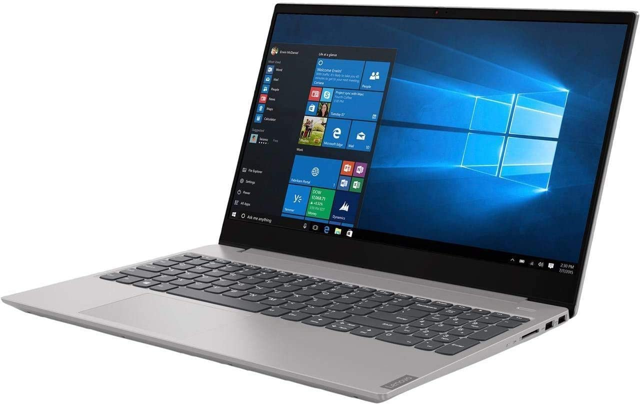Lenovo Ideapad S340 81NC001AUS (15.6 Inch 60Hz FHD/AMD Ryzen 5 3500U/8GB RAM/256GB SSD/Windows 10/AMD Vega 8 Graphics)