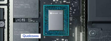 Qualcomm Snapdragon Microsoft SQ1