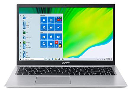 Acer Aspire 5 A515-56 (15.6 Inch 60Hz FHD/11th Gen Intel Core i5 1135G7/8GB RAM/1TB HDD+256GB SSD/Windows 10/Intel Iris Xe Graphics G7) NX.A1GSI.009