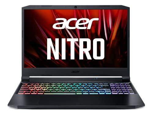 Acer Nitro AN515-45 NH.QCLSI.001 (15.6 Inch FHD 144Hz/AMD Ryzen 5 5600H/8GB RAM/1TB HDD+256GB SSD/Nvidia RTX 3050 4GB Graphics/Windows 10)