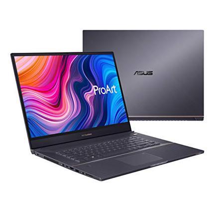 ASUS ProArt StudioBook Pro 17 W700G1T-AV050T (17 Inch WUXGA (1920×1200 60Hz/9th Gen Intel Core i7 9750H/16GB RAM/512GB SSD/Windows 10/NVIDIA Quadro T1000 4GB Graphics)