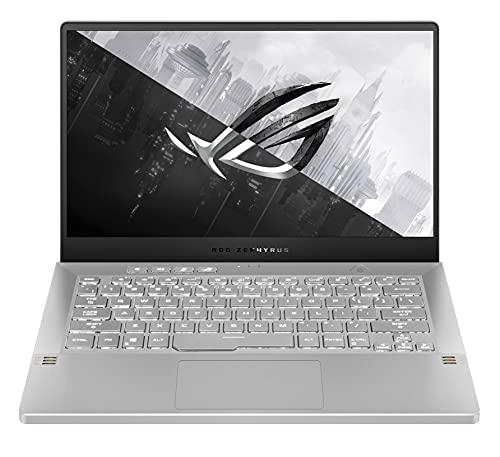 Asus ROG Zephyrus G14 GA401QC-HZ093TS (14 Inch FHD 144Hz/AMD Ryzen 9 5900HS/Nvidia RTX 3050 4GB Graphics/16GB RAM/1TB SSD/Windows 10)