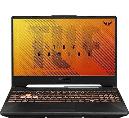 Asus TUF Gaming F15 FX506LH-HN258TS (15.6 Inch 144Hz FHD/10th Gen Intel Core i5 10300H/8GB RAM/512GB SSD/Windows 10 Home/Nvidia GTX 1650 4GB Graphics)