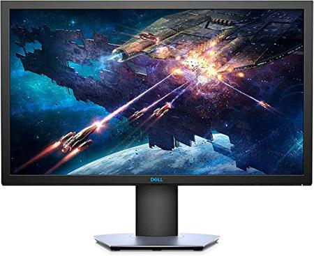 Dell S2419HGF (24 Inch/FHD (1920×1080)/144Hz Refresh Rate/HDMI/Display Port/TN Panel/1ms Response Time/AMD Free Sync) Gaming Monitor