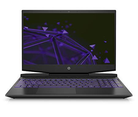 HP Pavilion Gaming 15-DK1511TX (15.6 Inch 144Hz FHD/10th Gen Intel Core i7 10870H/16GB RAM/512GB SSD/32GB Intel Optane/Nvidia GTX 1650Ti 4GB Graphics/Windows 10)