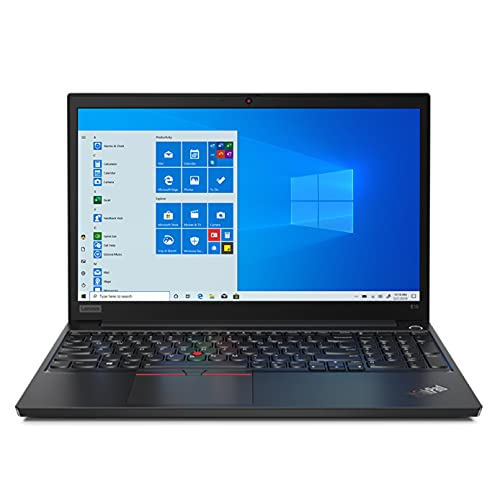 Lenovo ThinkPad E15 20TDS0G500 (15.6 Inch 60Hz FHD/11th Gen Intel Core i5 1135G7/8GB RAM/512GB SSD/Windows 10/Nvidia MX350 2GB Graphics)