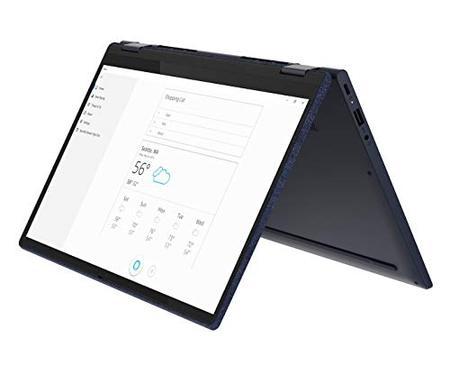 Lenovo Yoga 6 2in1 82FN004QIN (13.3 Inch 60Hz FHD Touchscreen/AMD Ryzen 7 4700U/16GB RAM/512GB SSD/Windows 10/AMD Vega 7 Graphics)