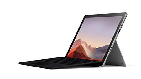 Microsoft Surface Pro 7 QWV-00001 (12.3 Inch 60Hz (2736×1824) Touchscreen/10th Gen Intel Core i5 1035G4/8GB RAM/256GB SSD/Windows 10/Intel UHD Graphics G4)
