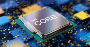 12th Gen Intel Core i7 12700